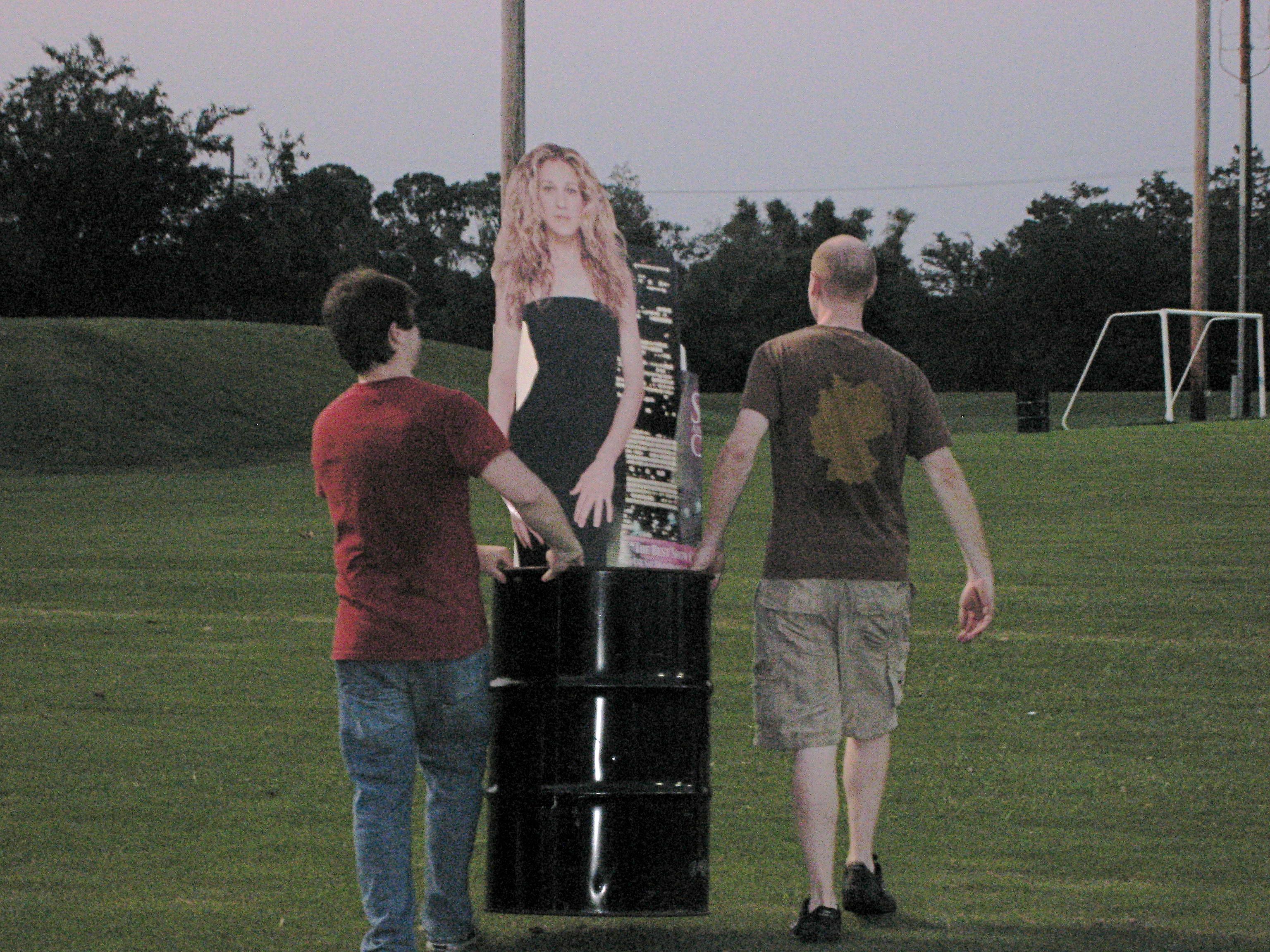 SJP kickball