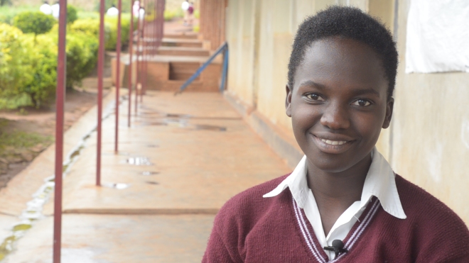 Student at IWE School