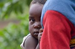 Toddler Umuganda