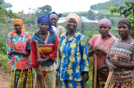 Woman Umuganda