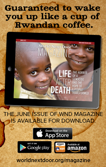 Rwanda Issue is Here!