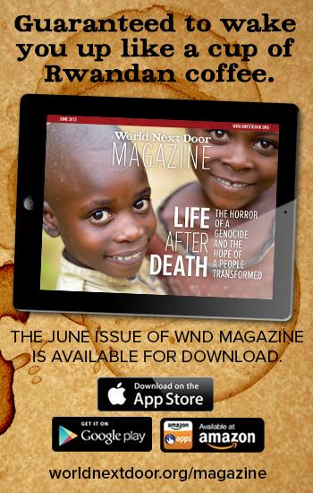 Rwanda Issue isHere!