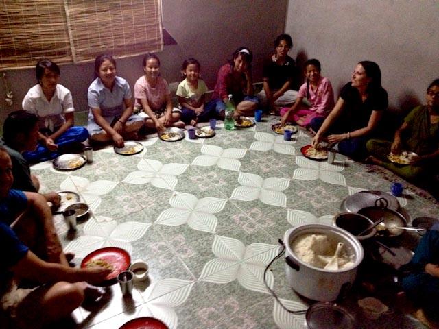 Food Hospitality, or RomanticizingIndulgence
