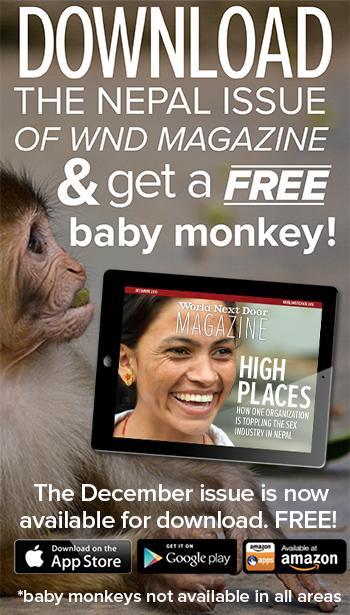 WND Nepal Ad
